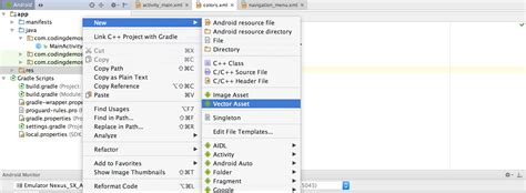 android studio layout large android edittext icon how to add icon to edittext