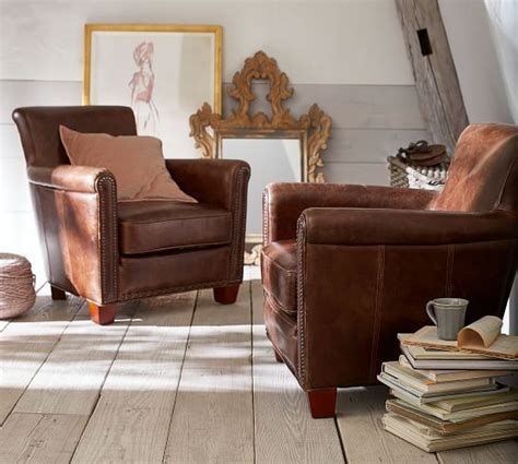 Pottery Barn Leather Sofas Armchairs Sale Save 20 On Pottery Barn Living Room Chairs