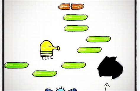 doodle jump world record popular mobile doodle jump coming to gamblit gaming s
