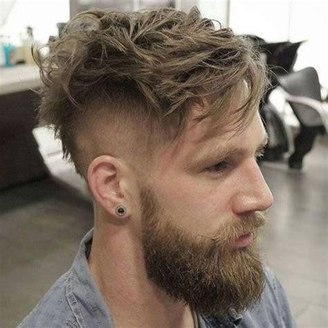 medium fade length medium length hairstyles for men 2018 high skin fade