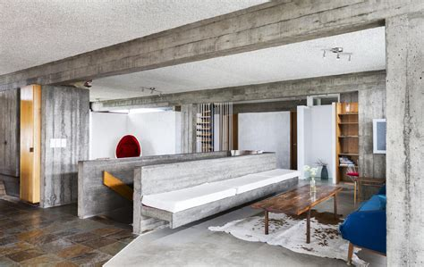 Country Homes Interior Brutalist House By Iceland S First Female Architect Hits
