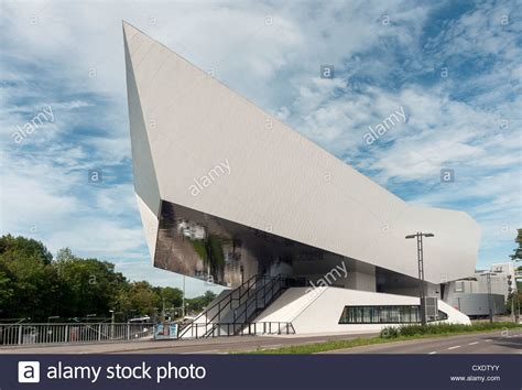 Porsche Museum Building Designed By Delugan Meissl