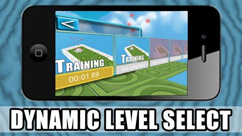 unity mobile tutorial unity mobile tutorial 2 dynamic level selection