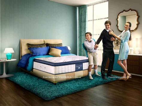 Bed Comforta Mattress posture harga bed termurah di indonesia