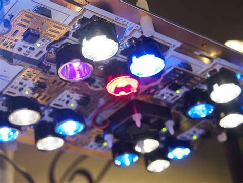 Lu Aquarium Led Diy modaquatics solid state led lighting s greyling takes diy led to a whole other level gear led