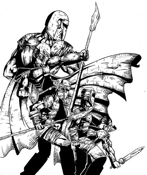 imagenes de aztecas chingones guerreros medievales por rolob dibujando