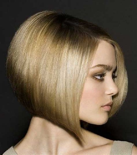 short haircuts inverted bob 10 inverted bob for fine hair bob hairstyles 2017