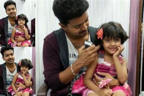 vijay son and daughter vijay s son jason sanjay divya saasha viral photos