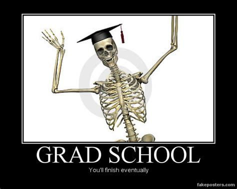 Grad School Meme - graduate school you ll finish eventually dissertation