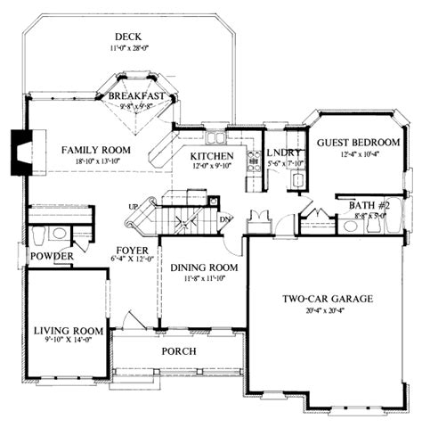 2400 sq ft house plan colonial style house plan 4 beds 3 50 baths 2400 sq ft plan 429 33