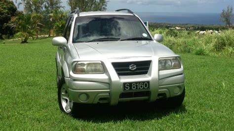 Suzuki Grand Vitara Engine For Sale Suzuki Grand Vitara For Sale Barbados Property List