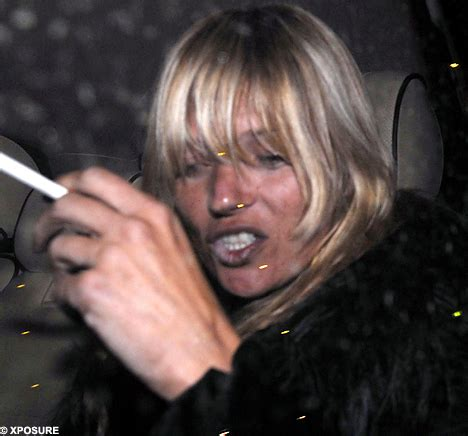 Anistons New Likes Kate Moss And Cocaine by Kate Moss Addict Caign Rejects Vansant Author