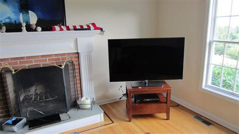 burlington ct tv family room mounting on wall home