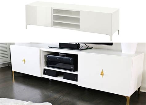 ikea tv cabinet hack ikea hack tv stand ikea hacks the very best of 2016