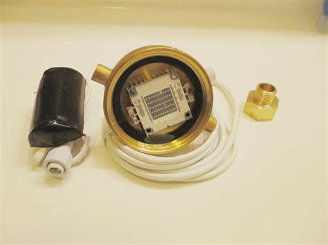 boat drain plug adapter 50w 4000 lumen green garboard led boat drain plug light