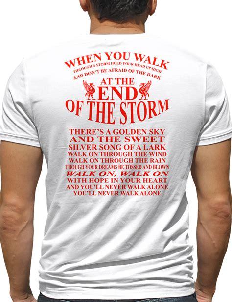 Gildan Liverpool Fans buy printed hoodies liverpool ynwa hoody
