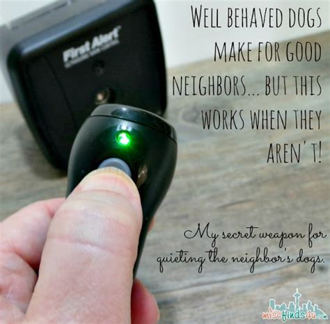 neighbors barking solutions bark genie stop the s barking baby to boomer lifestyle