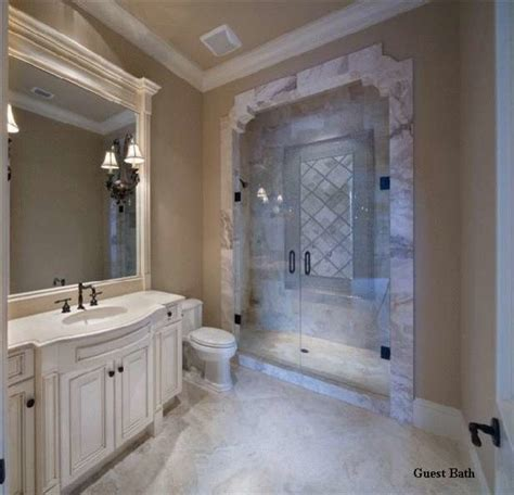 modern french bathroom guest bathroom at luxury modern french home design jpg
