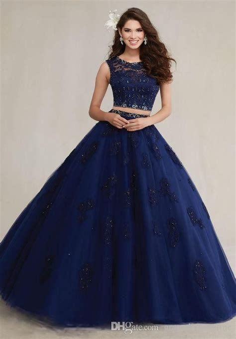 Gown Blue 25 best ideas about blue quinceanera dresses on