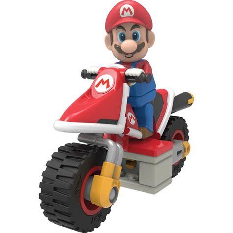 k nex mario k nex mario kart mario hover bike building set 38494