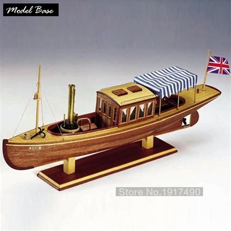 model boats vancouver wooden ship models kits diy train hobby educational toy
