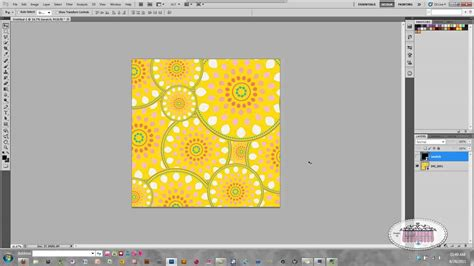 photoshop shape pattern fills photoshop quicktips filling shapes with color patters