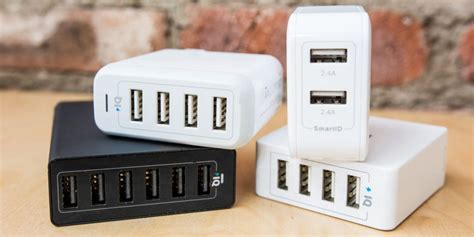 best multi port usb wall charger the best multiport usb wall charger reviews by wirecutter
