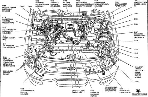 ford f150 engine diagram 97 ford f 150 4 2l engine diagram get free image about
