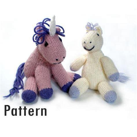knitted unicorn pattern unicorn knitting patterns 12 magical unicorn patterns to knit
