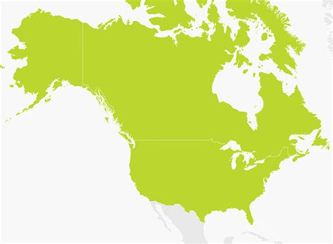 map of the usa and canada map of usa canada tomtom