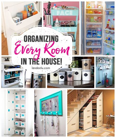 how to organise your home pretty and inexpensive ways to organize your home