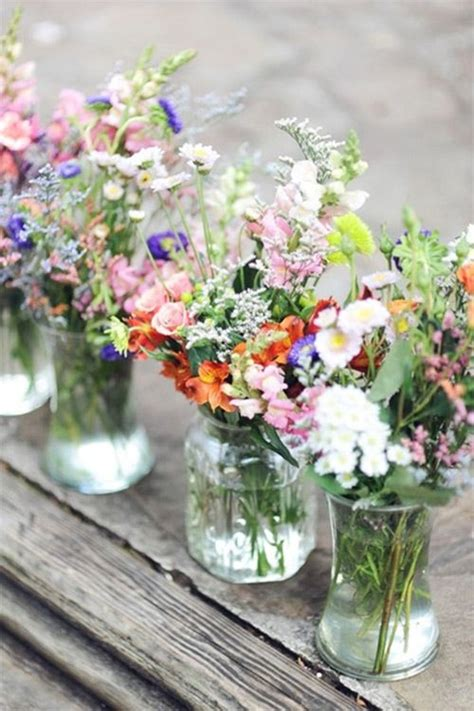 wildflower arrangements 25 best ideas about wild flower bouquets on pinterest