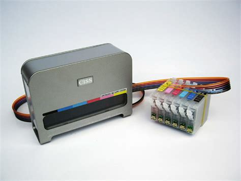 Printer Hp Epson Canon china continuous ink supply system ciss for printer hp epson canon china ciss ciss