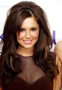 cheryl with the hair cheryl cole hairstyles women styler