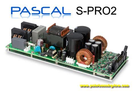 paket modul power lifier sound system profesional pascal s pro2 paket sound system