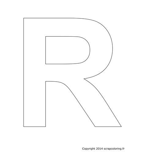 Lettre De Résiliation Vittavi Coloriage Lettre R