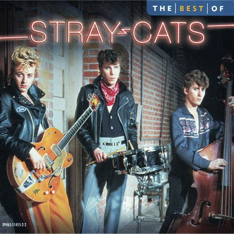 Best Of by Best Of The Stray Cats Rock This Town Stray Cats Mp3