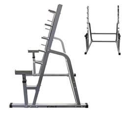 valor fitness exercise equipment safety squat bench combo