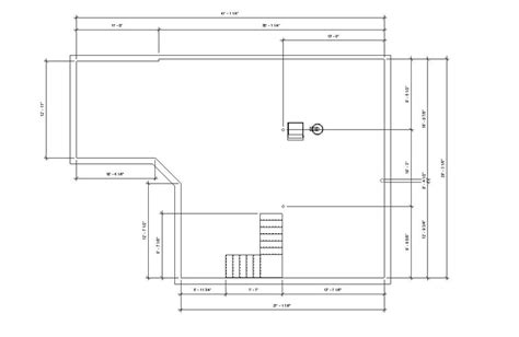 blank floor plan template new basement new layout o gauge railroading on line forum