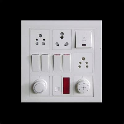 Switch Board modular switches manufacturer switchgear products india modular switches supplier switchgear
