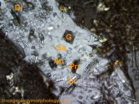 sanidine thin section usgg rock springs uplift and adjacent areas page 3b