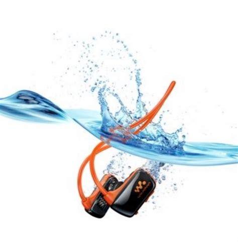 Sony Walkman Sports Mp3 Player Nwz W273 4gb Blue Garansi Resmi new sony nwz w273s 4gb waterproof walkman sports