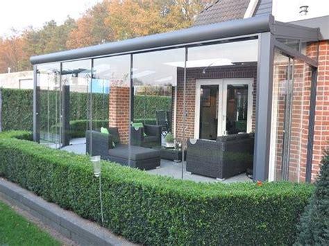 Terrassendach Alu Glas by Fasada Alu Terrassendach Mit Vsg Glas 7 00 X 4 00 M Top