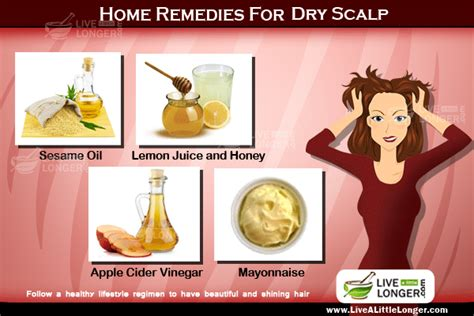 get rid scalp problems with home remedies