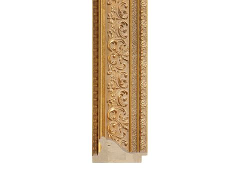 1 3 8 gold patina 3 1 4 quot bright gold finish picture frame moulding frame