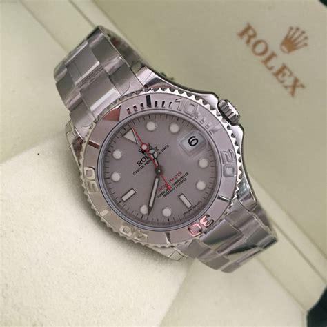 Jam Tangan Rolex Yacht Master Otomatis Premium 1 jual beli tukar tambah service jam tangan mewah arloji original buy sell trade in service