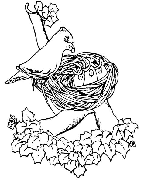 flying kite  spring coloring page  coloring pages