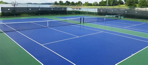 backyard tennis tennis court surfaces for indoor outdoor tennis courts