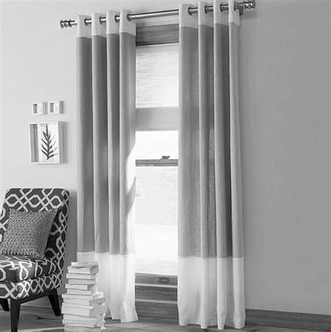 Grey Patterned Curtains Grey Patterned Curtains Modern Home Design Ideas