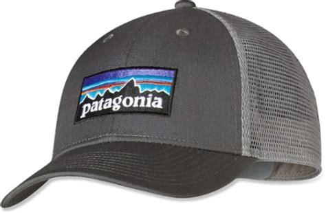patagonia p6 lopro trucker hat rei